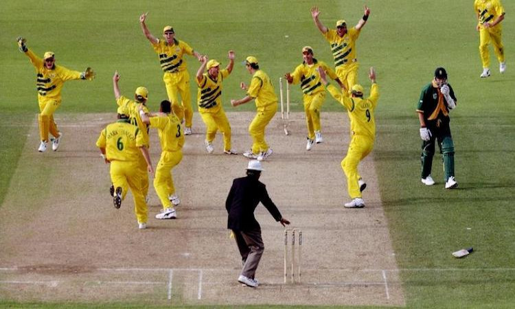 Australia vs South Africa 1999