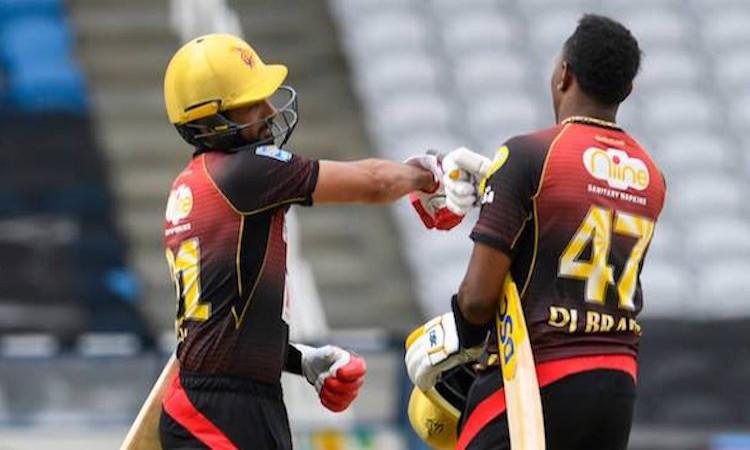 CPL 2020 Guyana vs Trinbago