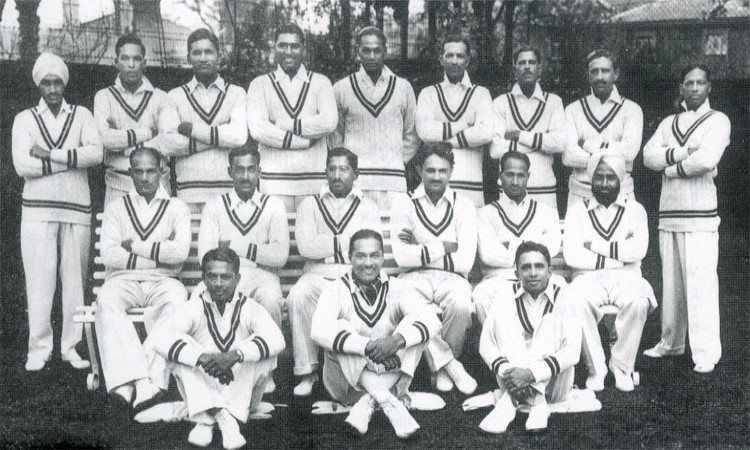 India's First Test vs England 1932