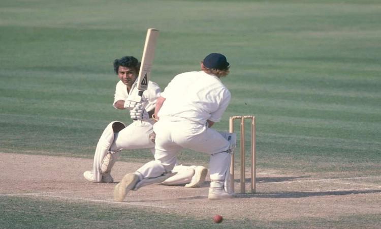 Image of Cricket Sunil Gavaskar